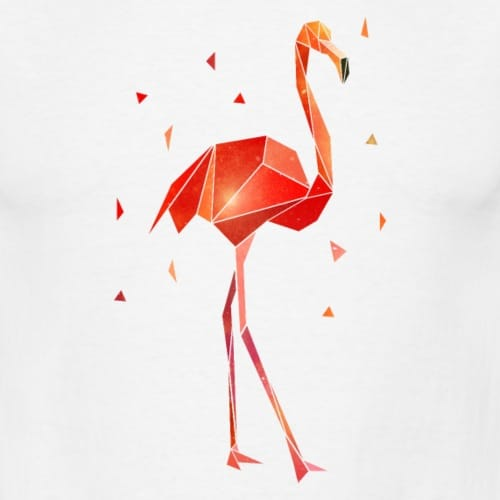 flamingo-maenner-t-shirt