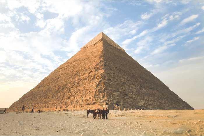 Pyramiden Geometrien