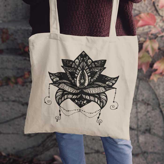 Mandala Tasche